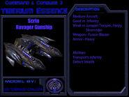 TEManual Alien Gunship