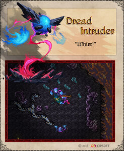 Dread Intruder Artwork