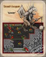 Lizard Zaogun Teaser