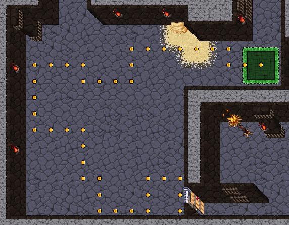 The Secret Library Quest - Darashia Path