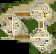 Halls of Serenity, Map 2