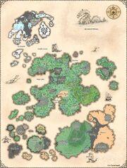 Map Tibia
