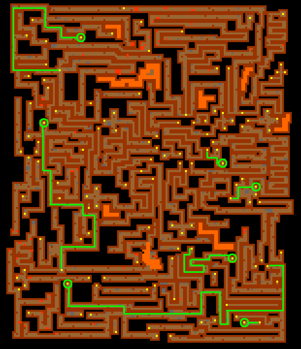 Maze of Lost Souls 2