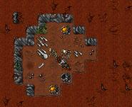 Fire Axe Quest Pile of Bones