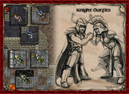 Knight Outfits Artwork
