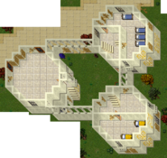 Halls of Serenity, Map 1