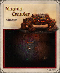 Magma Crawler Artwork