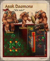 Shaburak Demon Artwork