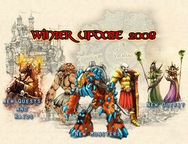Winter Update 2008 Artwork