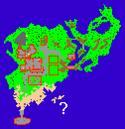 Nostalgia map