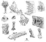 Gnome artwork 1