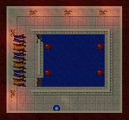 Halls of Serenity, Map -1