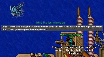 The hunt for the sea serpent quest 6