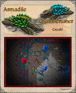 Armadile and Crystal Crusher teaser