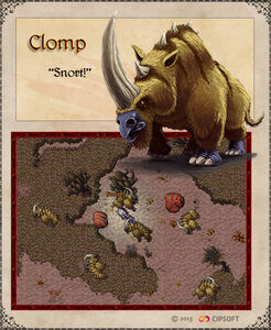 Clomp Artwork