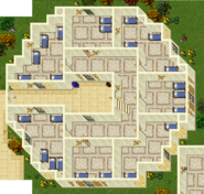 Sun Palace, Map 0