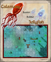 Calamary Artwork