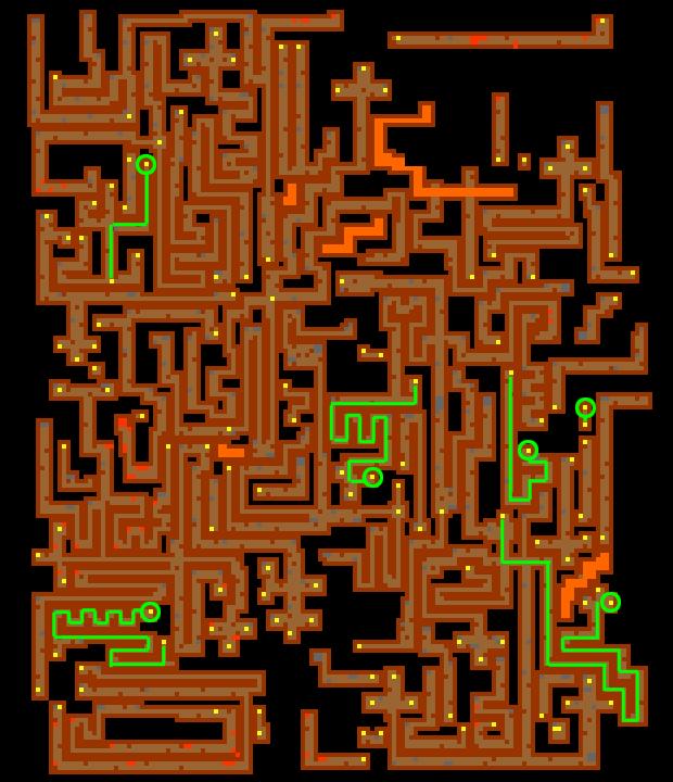Maze of Lost Souls 3