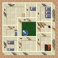 Darashia, Western Guildhall 0 Map