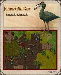 Marsh Stalker Artwork