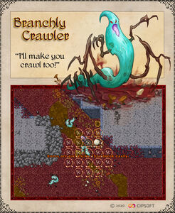 Branchy Crawler Artwork