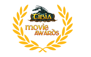 Tibia Movie Awards Logo