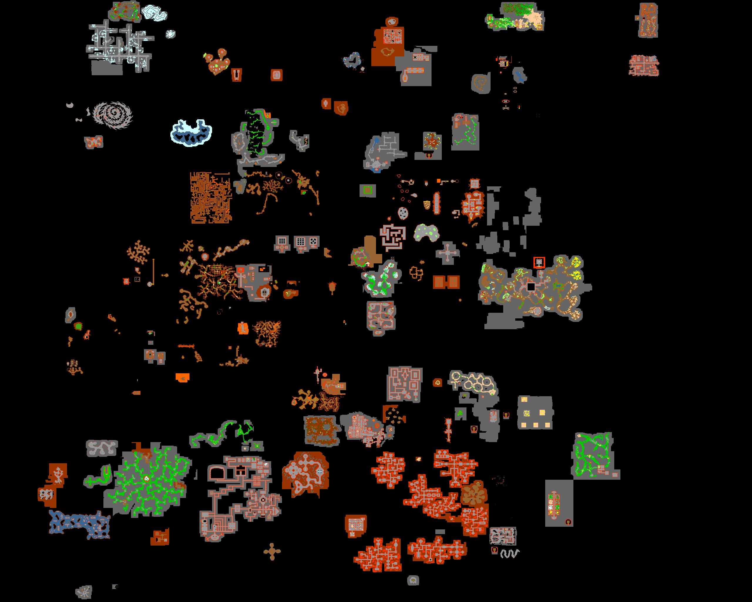 Minimap Floor 12