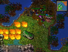 Children of Revolution - Mission 5 Phanthom Army's Firebomb Spot NE