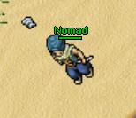 Blue Nomad