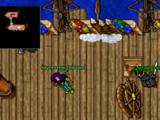 The Hunt for the Sea Serpent Quest