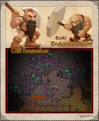 Enslaved Dwarf Artwork