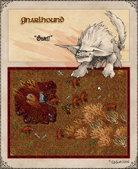 Gnarlhound Artwork