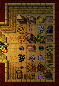 Omruc Treasure Room