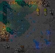Lost Cavern - Crystal Mining