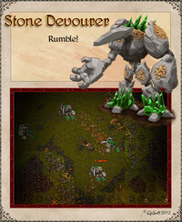 Stone Devourer Artwork