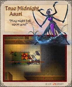 True Midnight Asuri Artwork