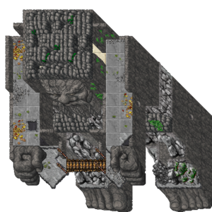 Colossus Fortress transparent