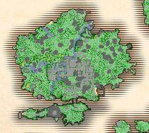 Map rookgaard