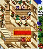 Santa House (Inside)