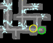 Formorgar Mines Second Floor Map Route