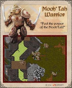 Mooh'Tah Warrior