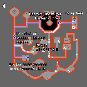 Dream Labyrinth Map 4