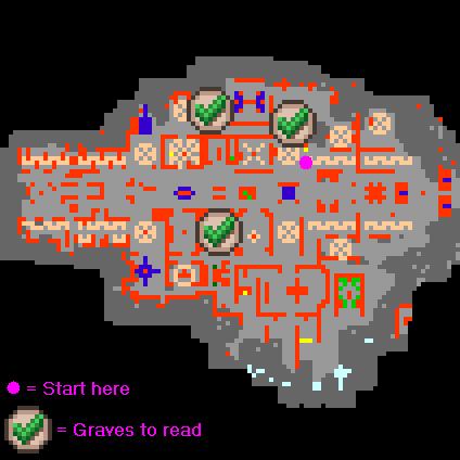 Vampire hell graves