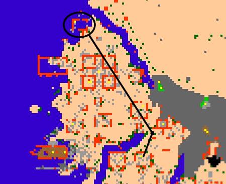 Gravedigger Vol1 Cap3 Map