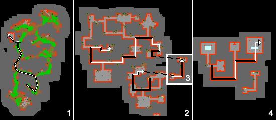 Grimvale Quest - An Ancient Feud Map 2