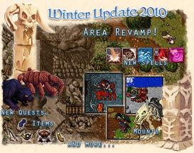 Winter Update 2010 Artwork