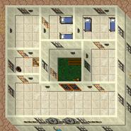 Darashia, Eastern Guildhall 1 Map