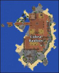Cobras bastion