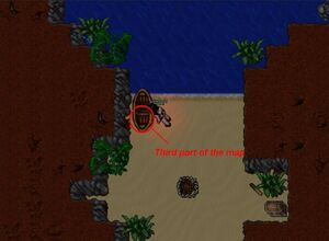 Treasure Map Part 3 Location