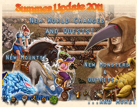 Summer Update 2011 Artwork